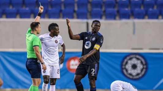 Wanyama: CF Montreal star receives first MLS red card against Atlanta United | Goal.com