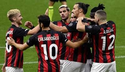 GER ONLY AC Milan