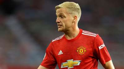 Donny van de Beek Manchester United 2020