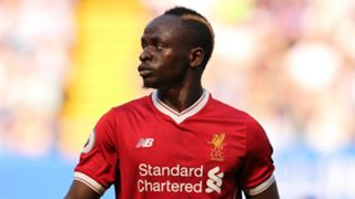 Sadio Mane Liverpool 2017-18