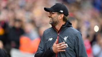 Jurgen Klopp Liverpool 2019