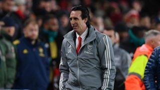 Emery Arsenal 2019