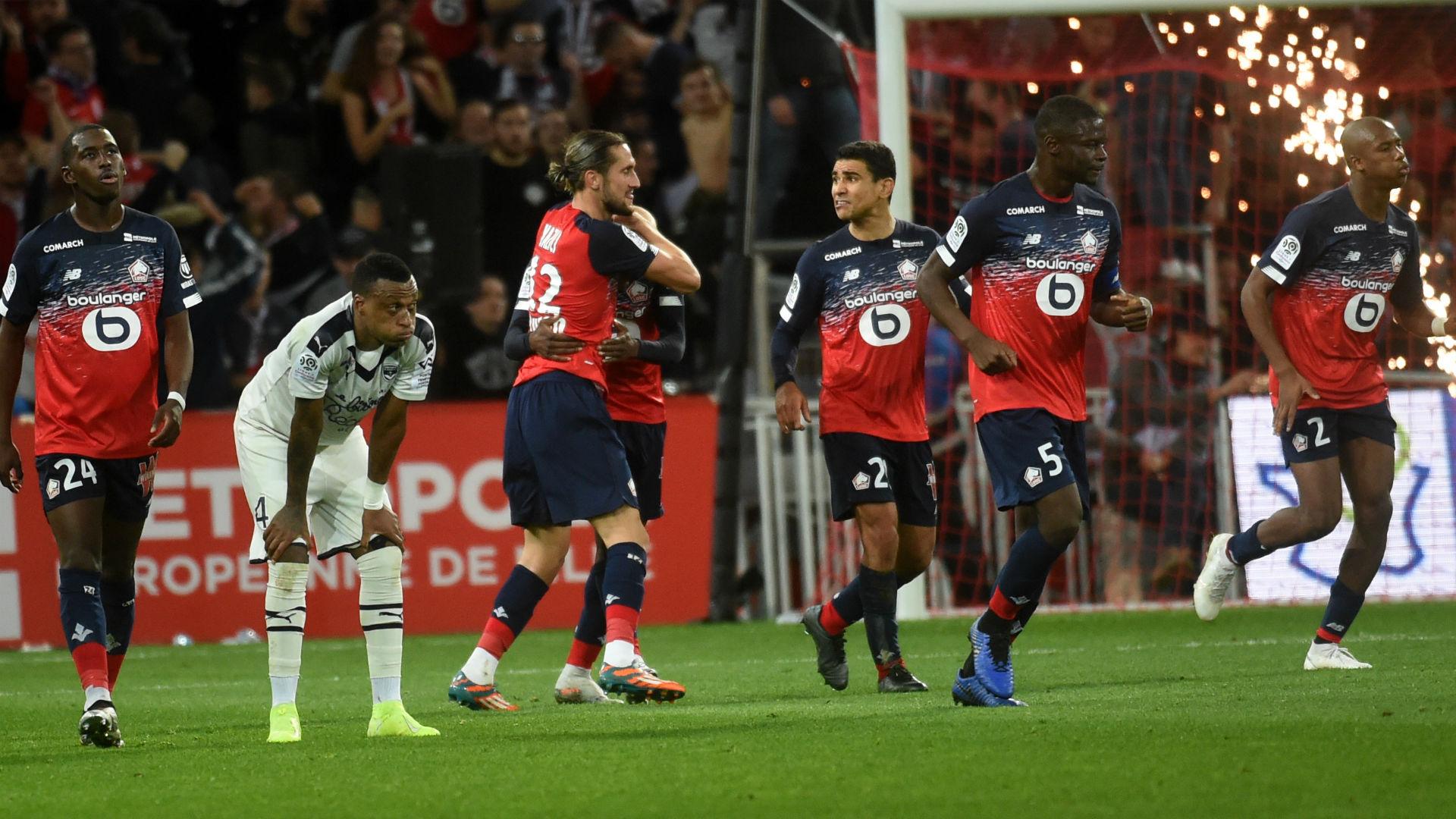 Très mauvaise nouvelle pour Victor Osimhen — Losc Lille Métropole