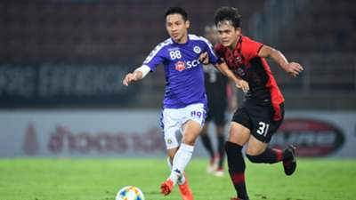 Do Hung Dung Hanoi FC Bangkok United AFC Champions League 2019