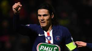 Edinson Cavani PSG Paris Saint-Germain 2019-20