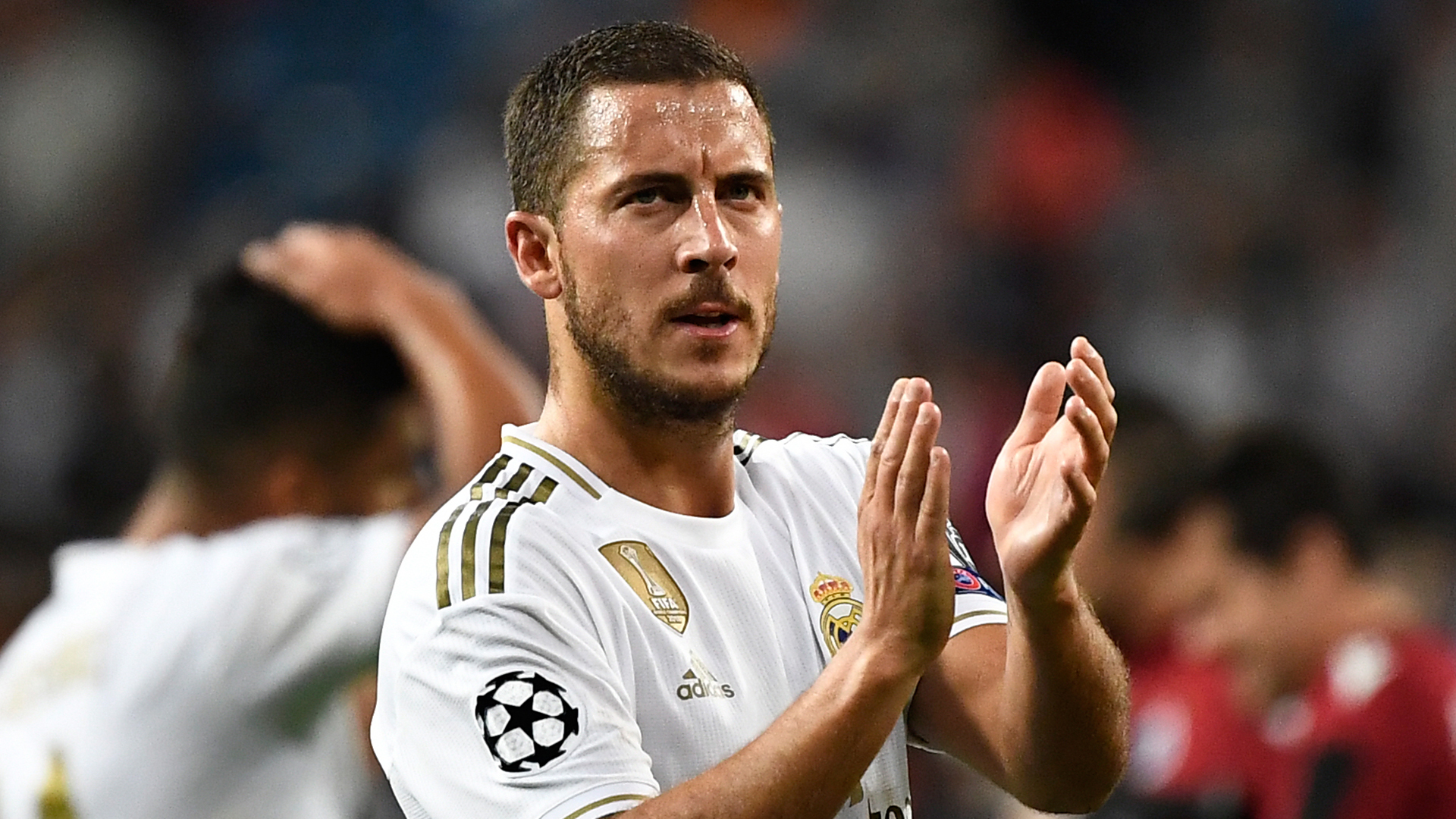 Real Madrid News Eden Hazard S Trying But Football Is About