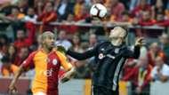 Galatasaray Besiktas Mariano Burak Yilmaz 04052019