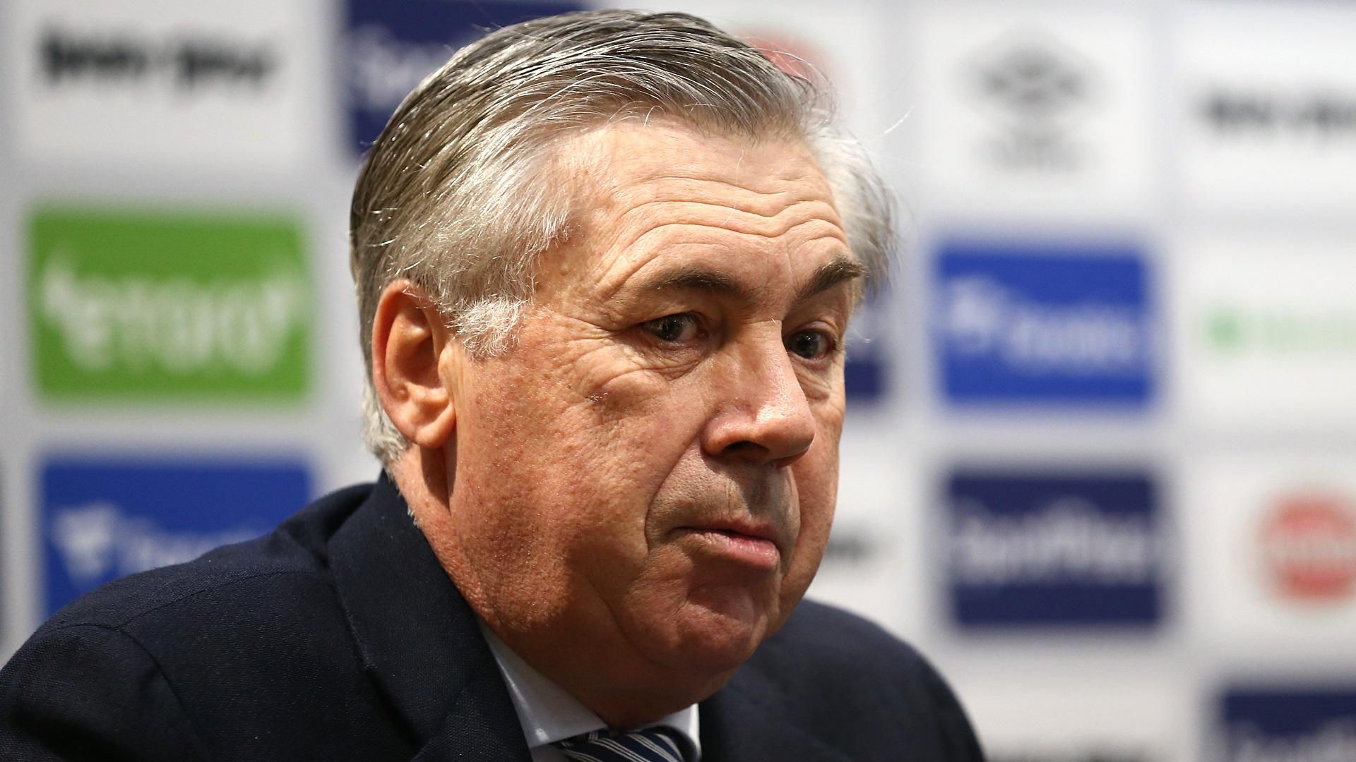 Carlo Ancelotti Everton 2019