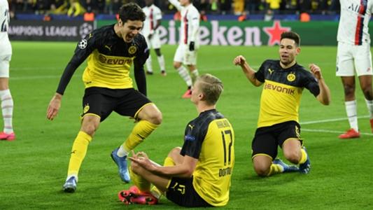 Dortmund Psg Dazn