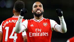 Alexandre Lacazette Arsenal 2020