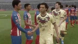 América Chivas FIFA 20
