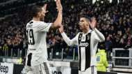 Cristiano Ronaldo Bonucci Juventus SPAL Serie A