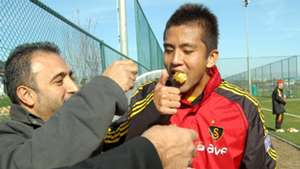 Junichi Inamoto Galatasaray 2007