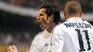 Real Madrid Figo Ronaldo Nazario 06052003