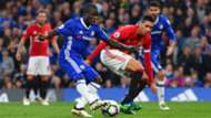 N'Golo Kante Chelsea Manchester United Premier League