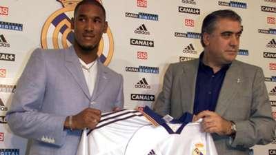 Nicolas Anelka Real Madrid