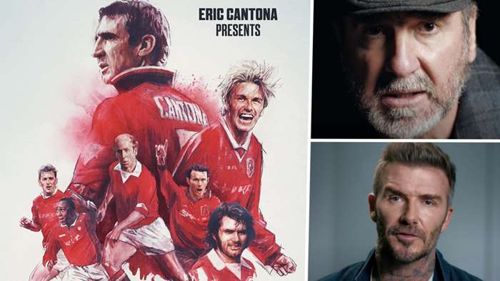 The United Way documentary Eric Cantona David Beckham