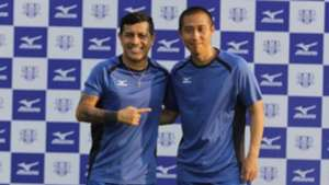 Lee Yu Jun & Vennard Hutabarat