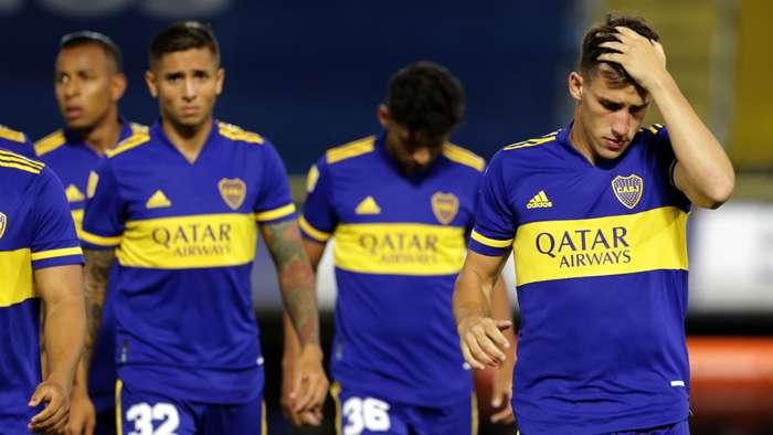 Boca Talleres Fecha 6 Zona B Copa de la Liga Profesional 2021