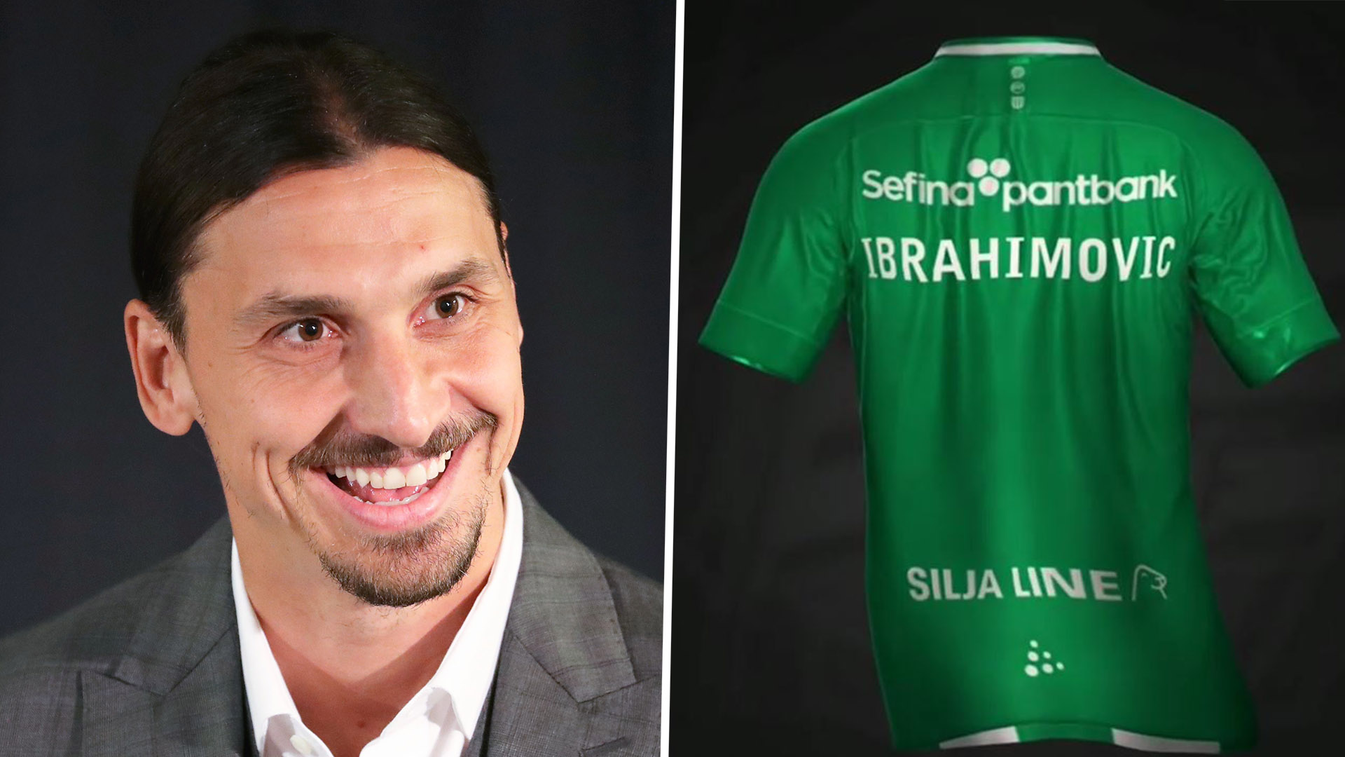 Image result for images of Zlatan Ibrahimovic becomes a co-owner of football club Hammarby