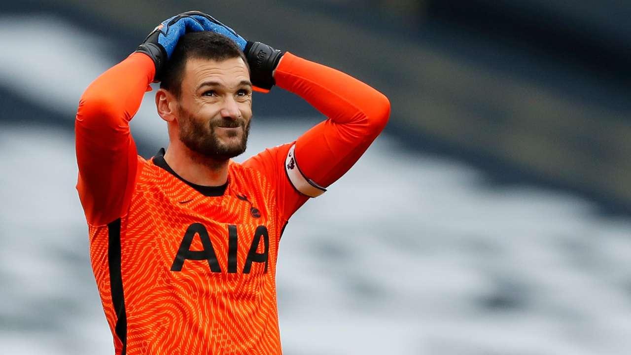 Hugo Lloris Tottenham 2020-21