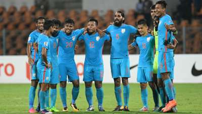 India Macau 2019 AFC Asian Cup qualifiers