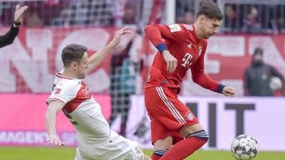 Leon Goretzka FC Bayern Bundesliga 270119