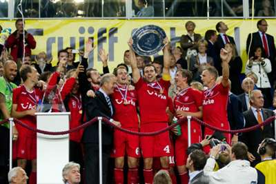 FC Twente Johan Cruijff Schaal 07312011