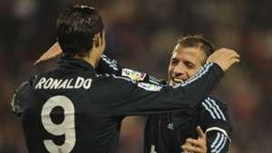 HD Ronaldo Van der Vaart