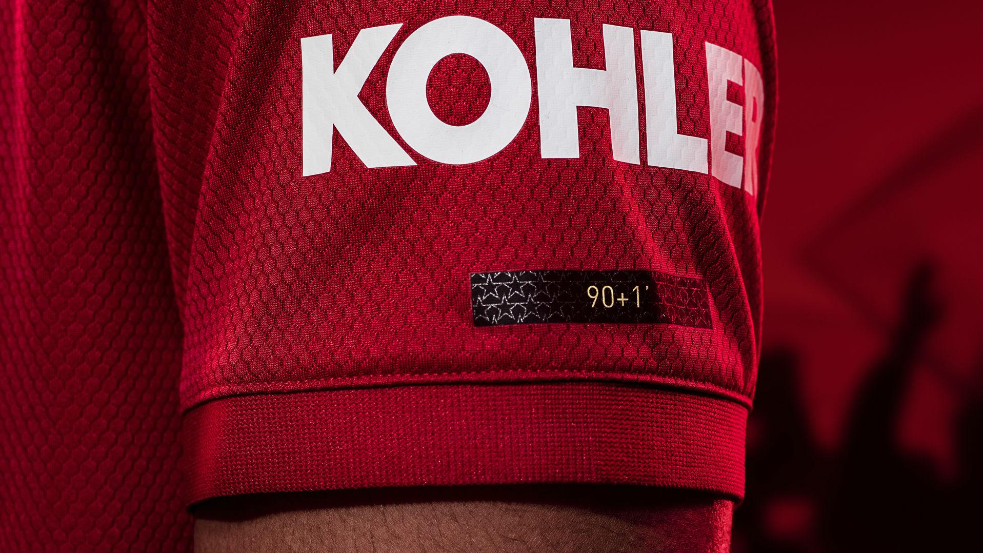 Nova Camisa Do Manchester United Relembra Champions De