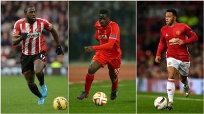 Altidore Balotelli Depay collage