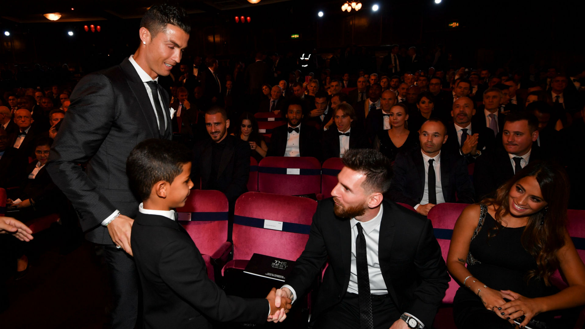 Cristiano Ronaldo How Many Children Does He Have What Are Their Names Goal Com