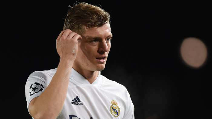 Toni Kroos Real Madrid 2020-21