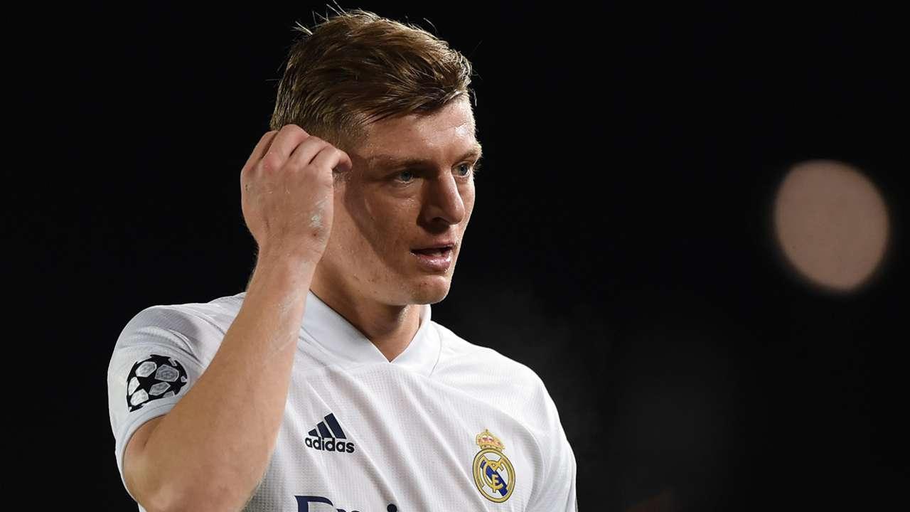 Toni Kroos Real Madrid 2020-21