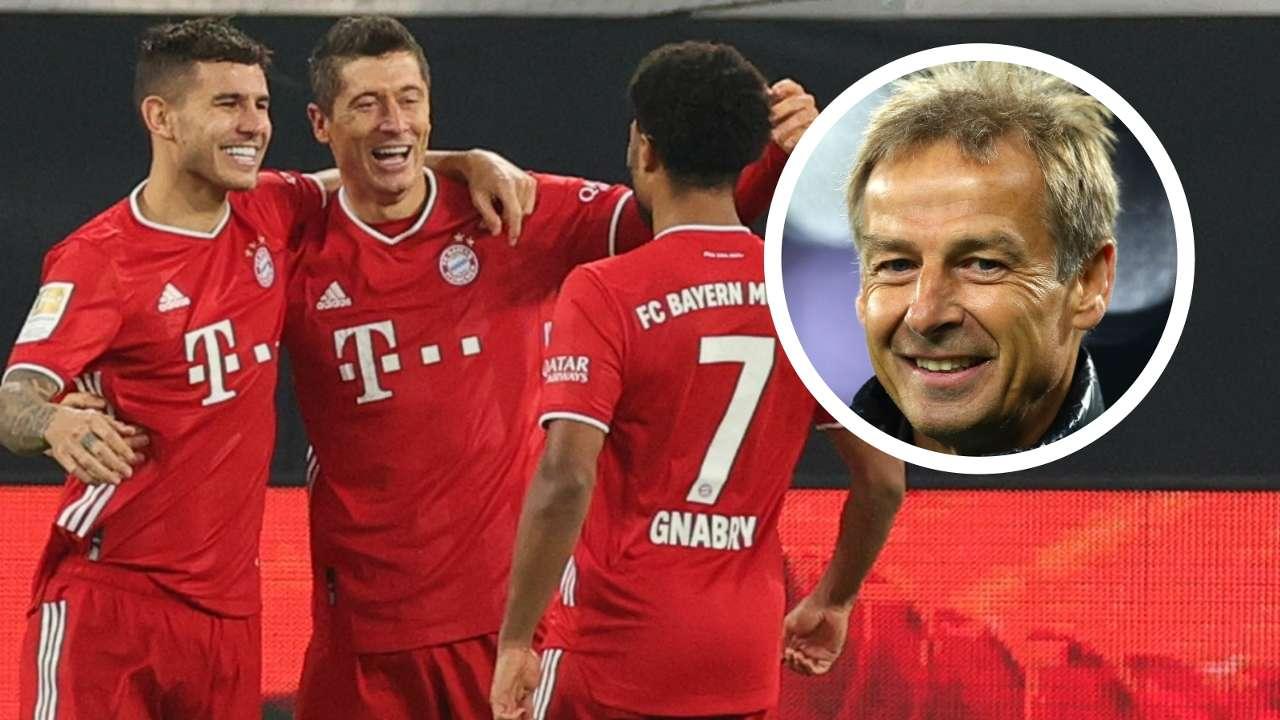 Klinsmann on Bayern