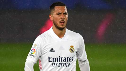 'I won't leave Real Madrid as a failure' - Hazard determined to show he's 'made for' the Blancos in 2021-22   Goal.com