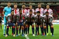 Chivas Apertura 2018 Team