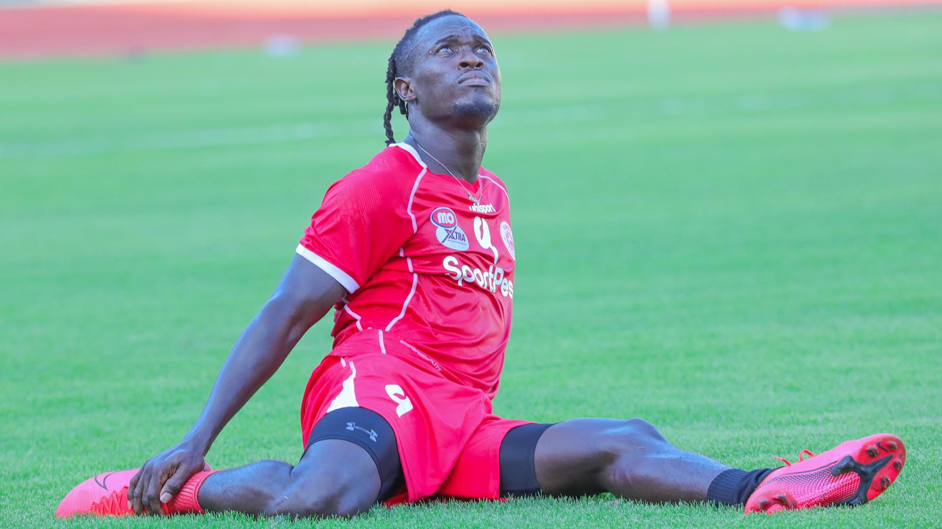 Didier Gomes Da Rosa: Simba SC's Lokosa still lacks match fitness