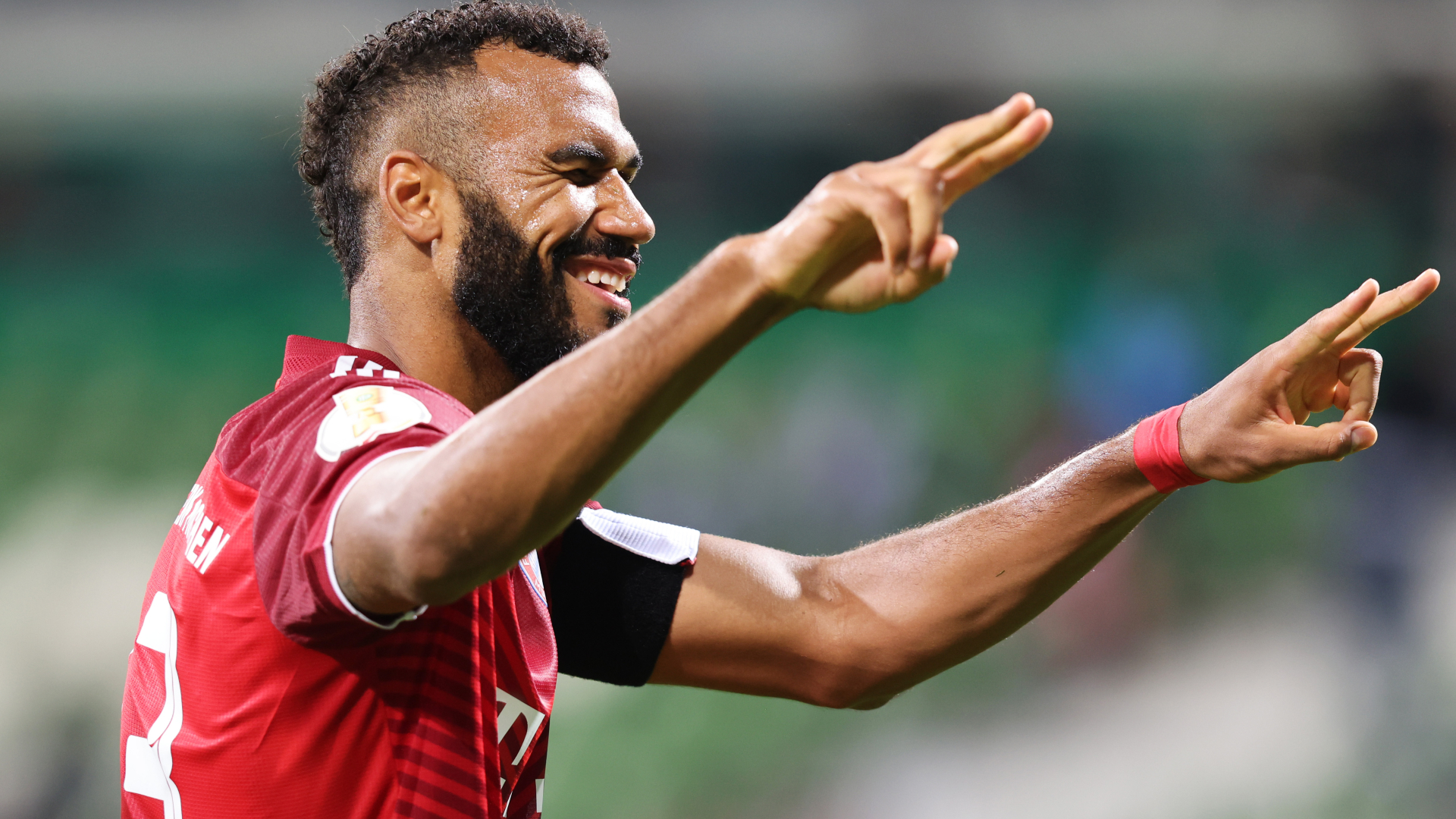 Bayern Munich four-goal hero Choupo-Moting: I'm very positive and happy