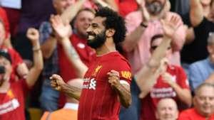 Mohamed Salah Liverpool Arsenal