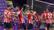 Atletico Madrid Valladolid celebration