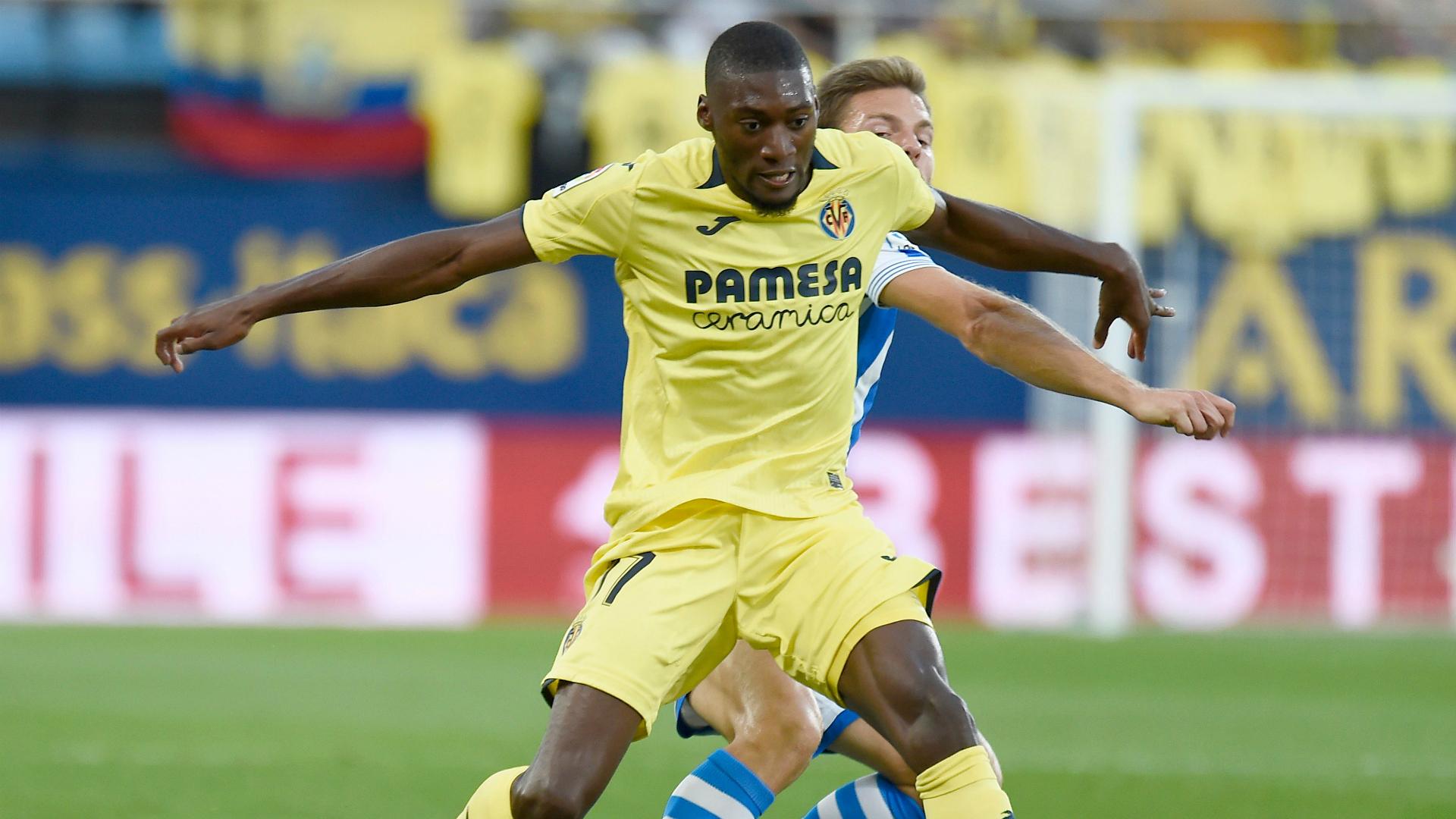 Toko Ekambi equals Mariano's Lyon record after goalscoring debut against Toulouse