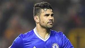 Goal Star Srikers Diego Costa