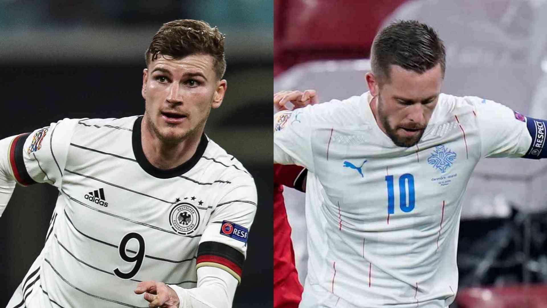 Deutschland Island Dfb Elf Holt Ungefahrdeten Sieg In Der Wm Qualifikation Goal Com