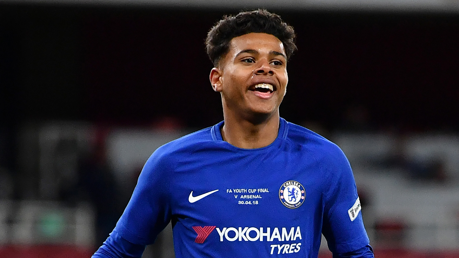 Nigerian Youngster, Tino Anjorin, 18, Signs Five-year Contract With Chelsea