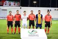 الشارقة حتا كأس رئيس الدولة الإماراتي