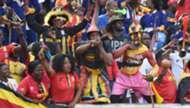Uganda Cranes fans