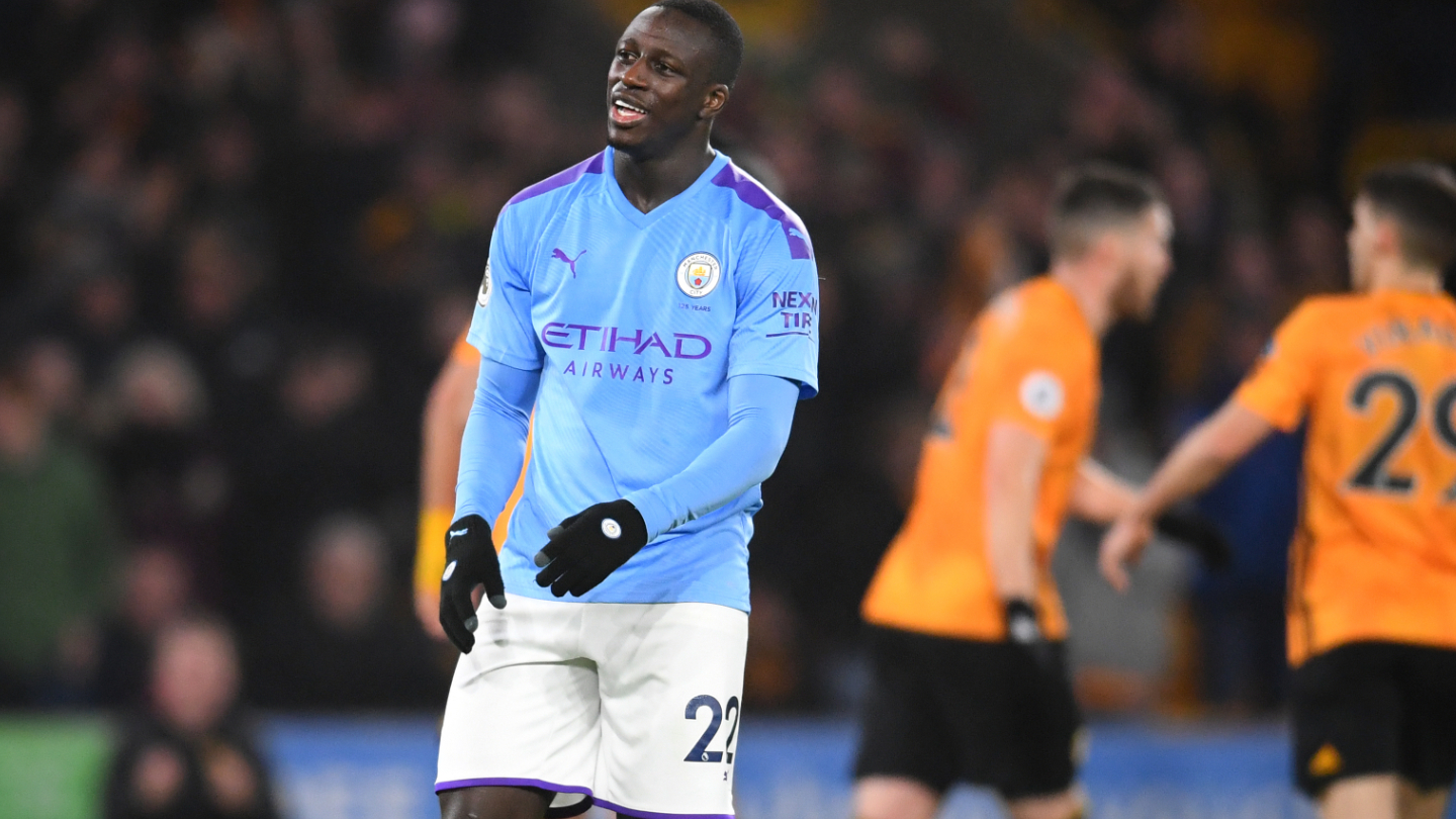 Man City will be 'on fire' for Real Madrid clash - Mendy