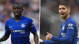 Sarri's double dilemma: How do Chelsea get the best out of both Kante & Jorginho?