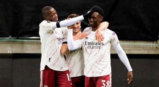 Nhẹ nhàng đánh bại Molde, Arsenal giành vé đi tiếp tại Europa League